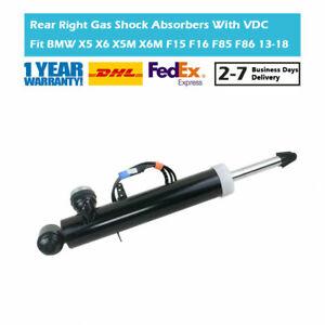 Rear Right Suspension Gas Shock Absorbers Fit BMW F15 F16 F85 X5 X6 X5M X6M VDC
