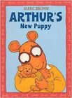 Arthur's New Puppy by Marc Tolon Brown (Hardback, 1995)