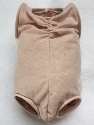 """Doe Suede Body for 20-21/"""" Reborn Doll Kit ~ Full Arms and Full Legs"""