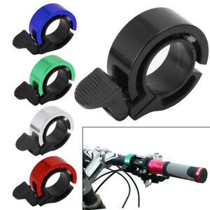 Slim Design Fahrradklingel MTB Fahrradglocke Fahrrad Bike Roller Klingel Glocke