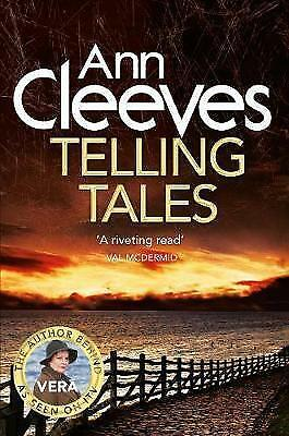 1 of 1 - Telling Tales (Vera Stanhope) by Cleeves, Ann  Brand New Paperback