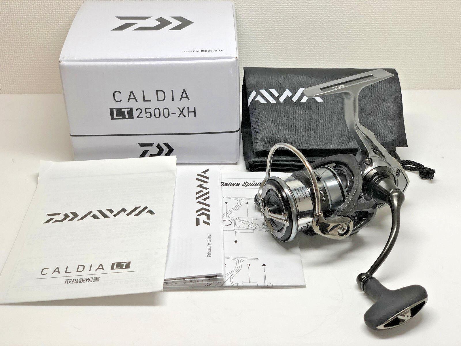 Daiwa CALDIA LT 18 2500-XH - Envío gratuito desde Japón