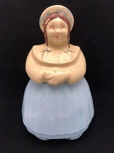 Antique Shawnee Pottery Co. DUTCH GIRL Cookie Jar-années 1930-afficher le titre d`origine ri6wJMTh-09164109-503162931