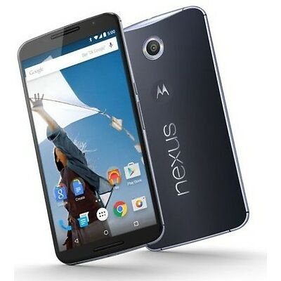 Motorola Google Nexus 6 (Midnight Blue32GB)