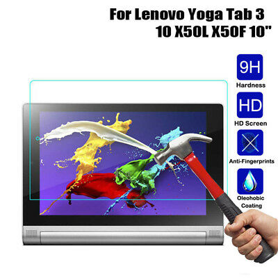 Tablet Tempered Glass Premium Screen Protector For Lenovo Tab 3 10 TB-X103F 16GB