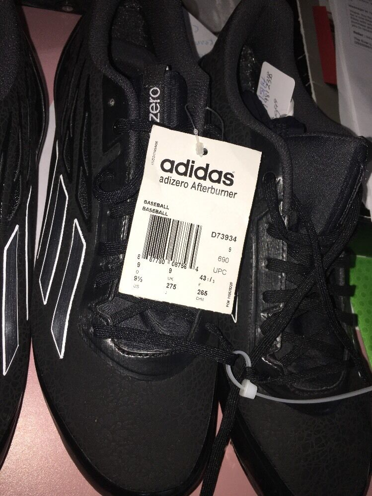 adidas schuhe adizero nachbrenner baseballspieler ist schuhe adidas größe 13,5 5e57b0