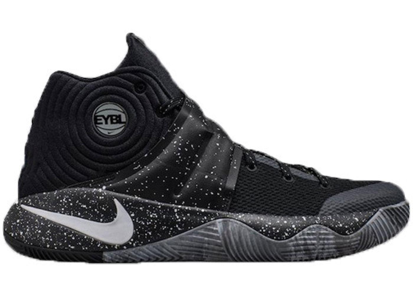 e45364af916 Nike Kyrie EYBL PE Black White Size 12. 647588-270 Jordan Kobe 2  noeqks2084-Athletic Shoes