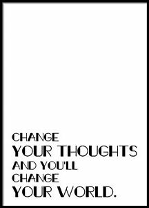 Change-Your-Thoughts-Motivational-Poster-Wanderlust-Poster-Nursery-Wall-Art