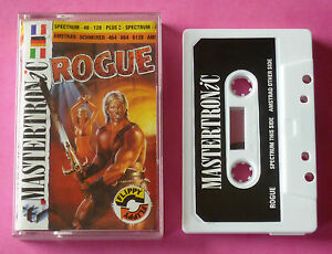 Sinclair-ZX-Spectrum-Amstrad-CPC-Mastertronic-ROGUE-1988-NEW