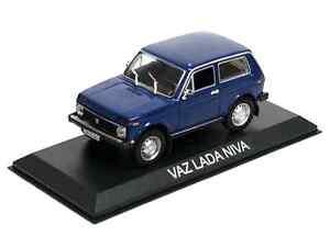 VAZ-LADA-NIVA-1-43-AUTO-DIECAST-IXO-IST-LEGENDARY-CAR-BA60
