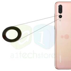 Prudent Huawei P20 Pro Oem Remplacement Arrière Mono Petite Caméra Objectif Verre Avec Adhésif-afficher Le Titre D'origine