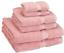 miniature 5 - SPRINGFIELD LINEN 6 Piece Towels Set 2 BATH TOWEL, 2 HAND TOWEL AND 2 WASHCLOTHS