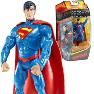 DC-Comics-Unlimited-Superman-Action-Figur-Sammler-Spielzeug-Gerechtigkeit-Held-Chop