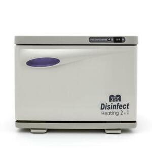 Hot-Towel-Warmer-Cabinet-Sterilizer-UV-Disinfector-Spa-Salon-Facial-Equipment