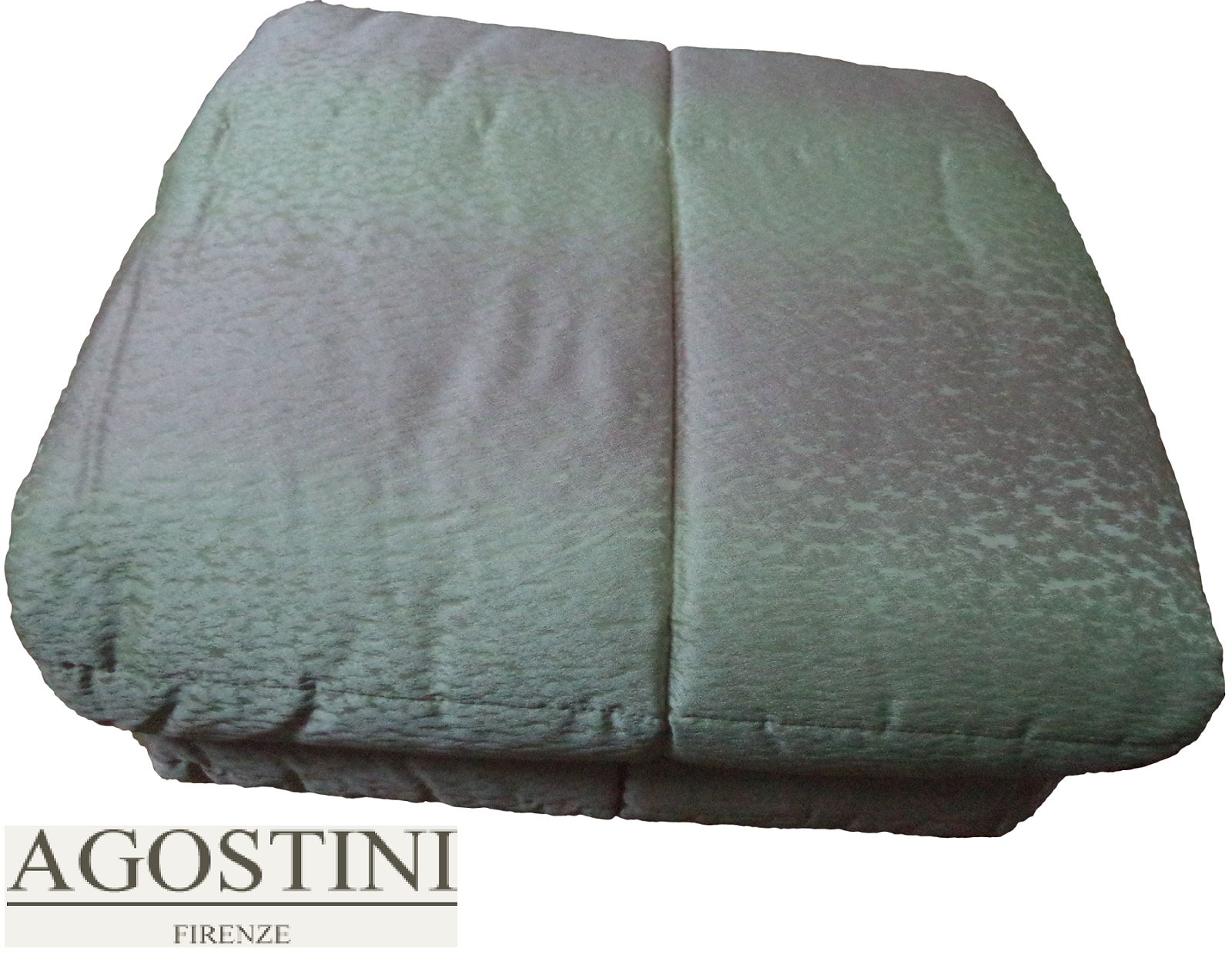 Quilt Blanket Invernale. Agostini Firenze. Double Bed AGO-16 Cream Pink