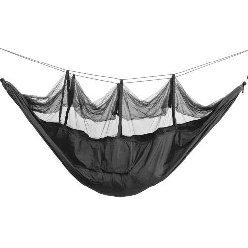 Jungle Parachute Swing Hammock Hanging Bed /& Mosquito Net Camping Travel