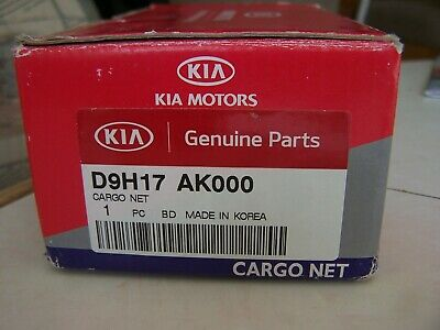 Kia D9H17-AK000 Cargo Net