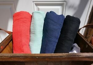 S04 Solid Cotton Model Scarf Large Square Shawl Black Blue Red Green 180*160