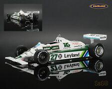 Williams FW07b GP England F1 Weltmeister 1980 Alan Jones, Spark Modell 1:18 OVP