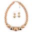 Women-Bohemian-Choker-Chunk-Crystal-Statement-Necklace-Wedding-Jewelry-Set thumbnail 124