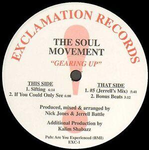 NICK-JONES-Cociente-del-engranaje-Up-EP-Presenta-Soul-Movement-Exclamacion-EXC-1