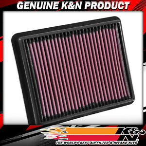 K/&N Filters Fits 2013-2018 Acura RDX Hi-Flow Air Intake Filter