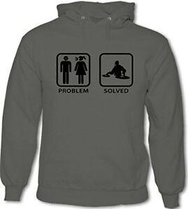 DJ-PROBLEM-SOLVED-Hombre-Divertido-Sudadera-Con-Capucha-CONSOLAS-technics