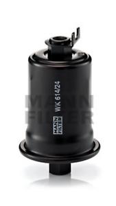 FILTRO Combustibile-MANN-FILTER WK 614//24 X