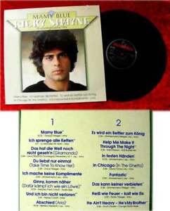 LP Ricky Shayne Mamy Blue 16 unvergessene Hits (Hansa) D