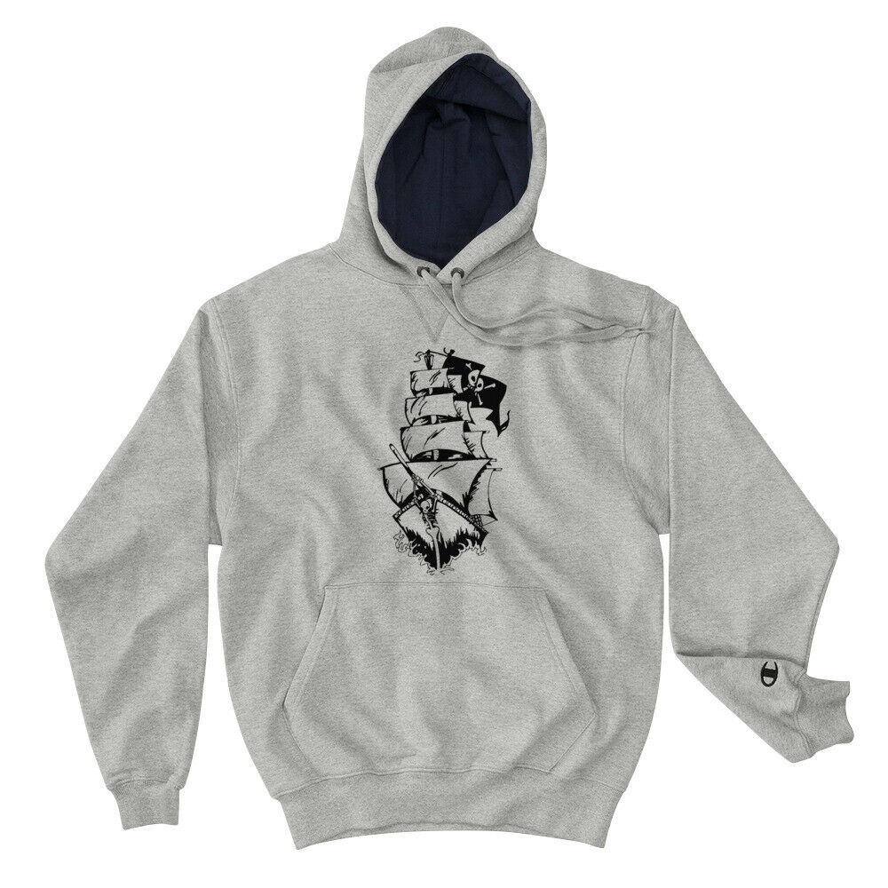 Pirate Ship - Champion Hoodie