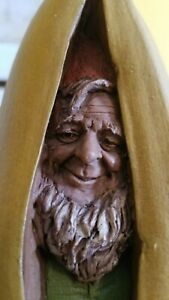 Rare - BANANAMAN - Edition # 1 - Tom Clark Gnome - large piece