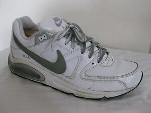 size 40 9a876 f5bf6 Image is loading NIKE-AIR-Max-Command-Leather-Sneaker-Trainers-409998-