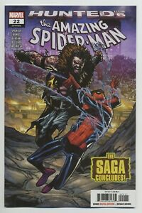 AMAZING-SPIDER-MAN-22-MARVEL-comics-NM-2019-Nick-Spencer-Ryan-Ottley
