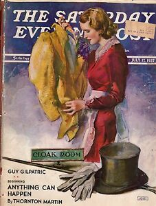Image result for july 17.. 1937 saturday  evening post