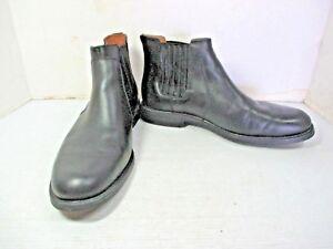 ca224b624dbb Men s Black JOHNSTON   MURPHY XC4 Waterproof Sheepskin Ankle Boots ...