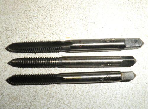 SUTTON YAMAWA P/&N TS 3X HSS Hand Tap set  M2 x 0.4 RH Taper inter Bottom plug