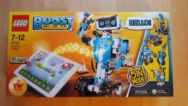 LEGO Boost 17101 - Programmierbares Roboticset - NEU & OVP!