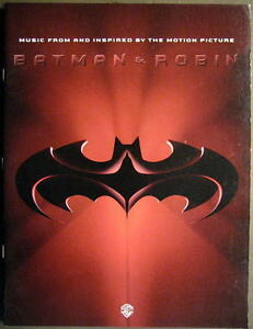 BATMAN-amp-ROBIN-SOUNDTRACK-NOTENBUCH-ZUM-FILM-TABULATUR-SMASHING-PUMPKINS