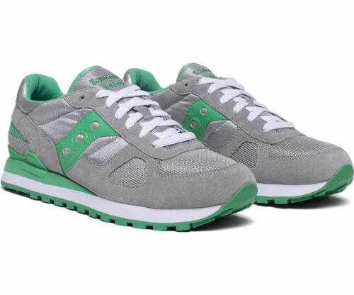 Scarpe da uomo Saucony Shadow Original S2108 735 grigio verde sportivo sneakers