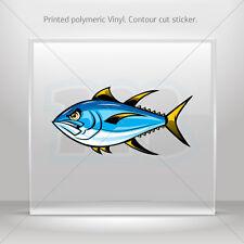 Sticker Decals Yellowfin Tuna 20 05953