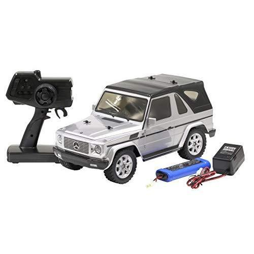 Tamiya 1 10 XB Series No.198 Mercedes-Benz G  320 Cabrio MF-01 X Drive Ready Set  caldo
