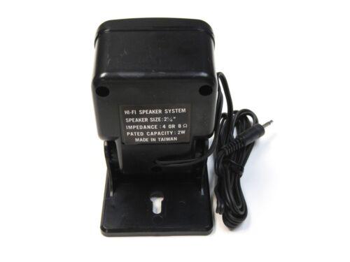 Industrial Grade Tiltable Mountable Monaural Speaker Good Sound Quality