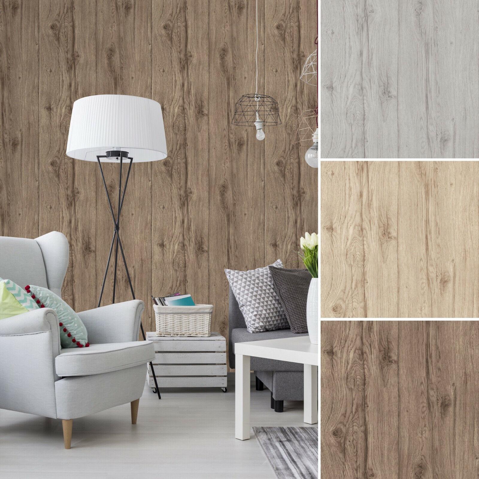 Vlies Tapete Holz Struktur Rustikal Grau Beige Braun Shabby Wood Landhaus Antik Ebay