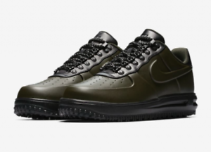 New Nike Air Force 1 Lf1 Duckboot Size 9 Low Sequoia AA1125 300