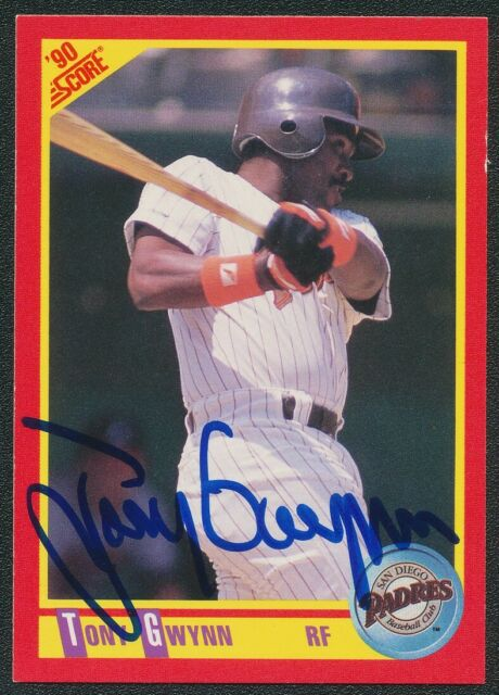 Tony Gwynn San Diego Padres Baseball Card Honkbal 1992 Score #779 All-Star