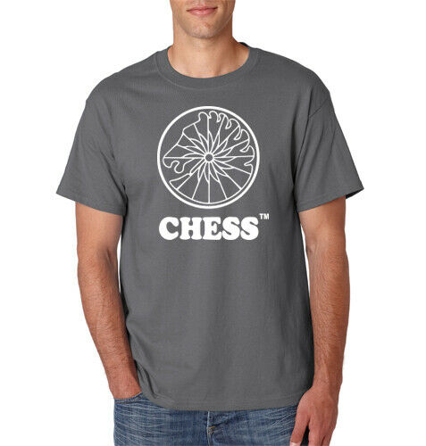 CHESS RECORDS T-Shirt Retro Logo Soul Blues Stax Motown Jazz S-6XL Gildan Tee