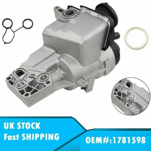 OIL FILTER HOUSING FOR FORD FOCUS MK2 S-MAX 2.5 ST&MONDEO MK4 2.3 2.5 7G9N6884AC