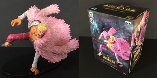 Banpresto One Piece Donquixote Doflamingo SCultures Big Figure Colosseum Special