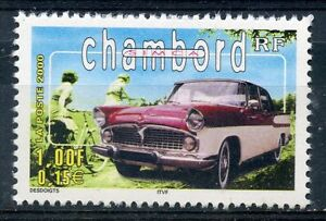 STAMP-TIMBRE-FRANCE-NEUF-N-3320-VOITURE-SIMCA-CHAMBORD