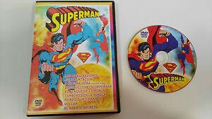 Superman DVD Serie TV Cartoni 60 Min Collezzionista